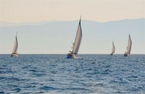 Flottielje zeilen in Griekenland l Flottielje Griekenland l Zeilen in Flottielje